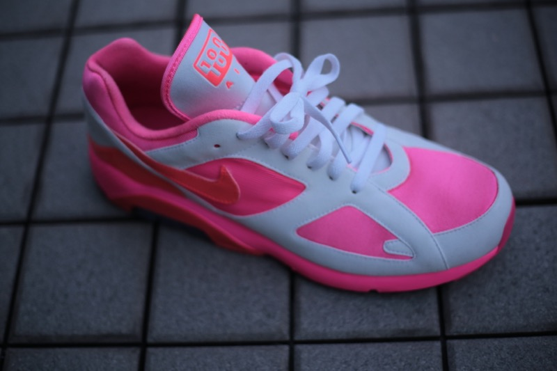Online Herren COMME des GARÇONS x Nike Air Max 180 CDG