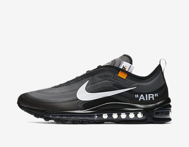 Buy Virgil Abloh Off White x NIKE Air Max 97 Shoes