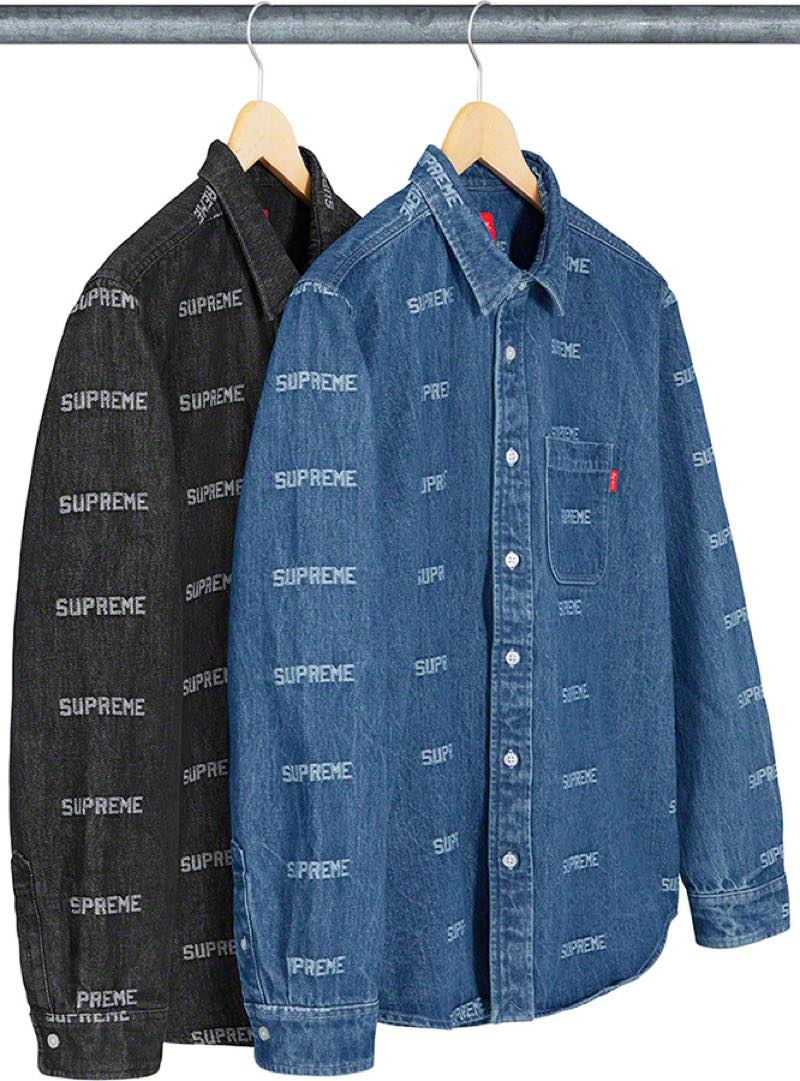SUPREME 2019SS shirt アイテム画像一覧