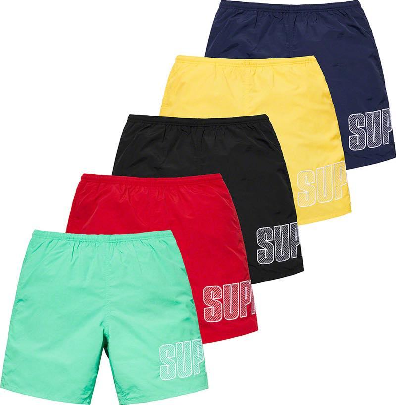 SUPREME 2019SS shorts アイテム画像一覧