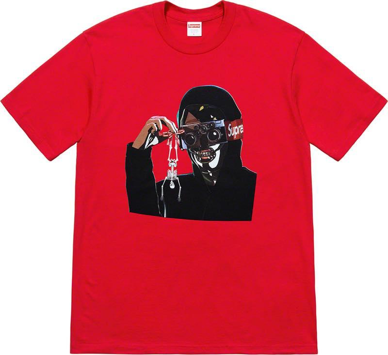 SUPREME 2019SS t shirts アイテム画像一覧