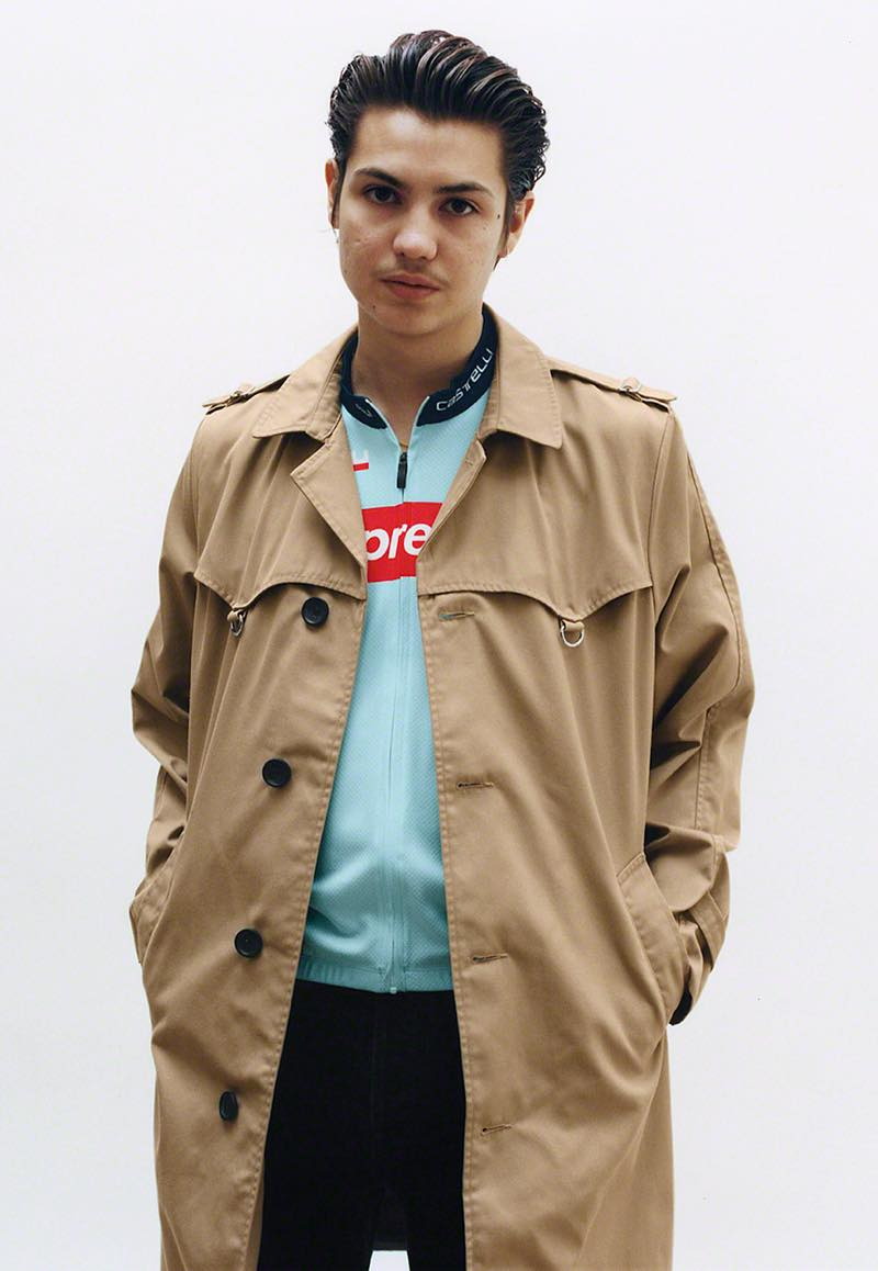 SUPREME 2019SS LOOK BOOK 公開