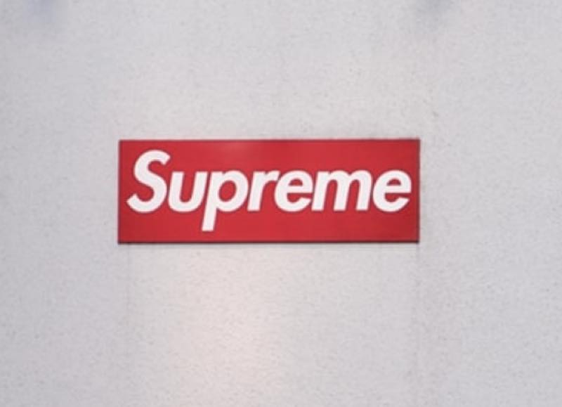 SUPREME 店頭販売 一部商品販売時 WEB事前抽選へ