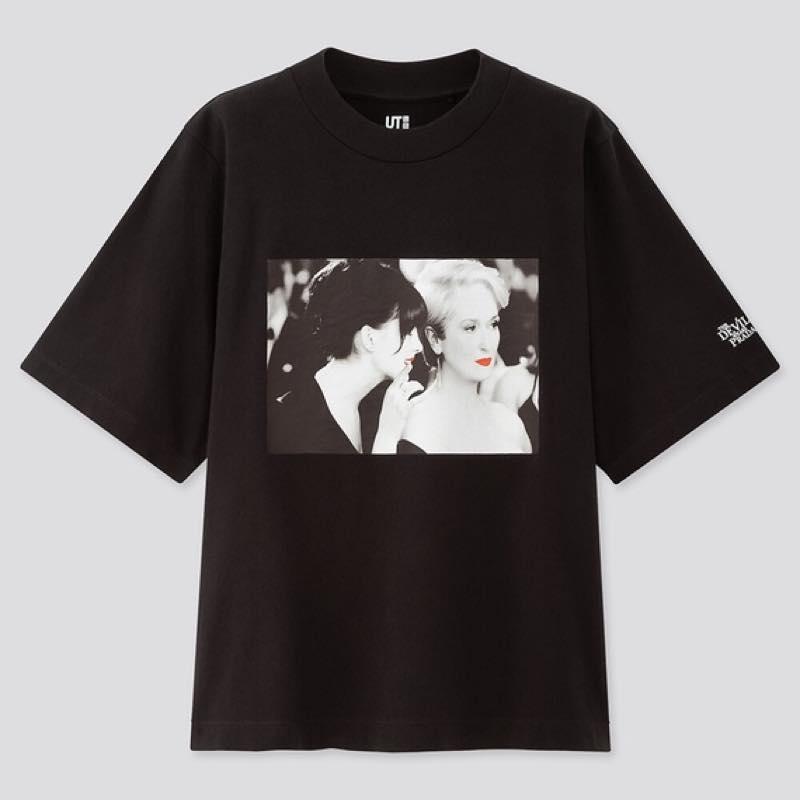 1月20日/2月3日発売予定 プラダを着た悪魔 x ユニクロ UT 解説付き