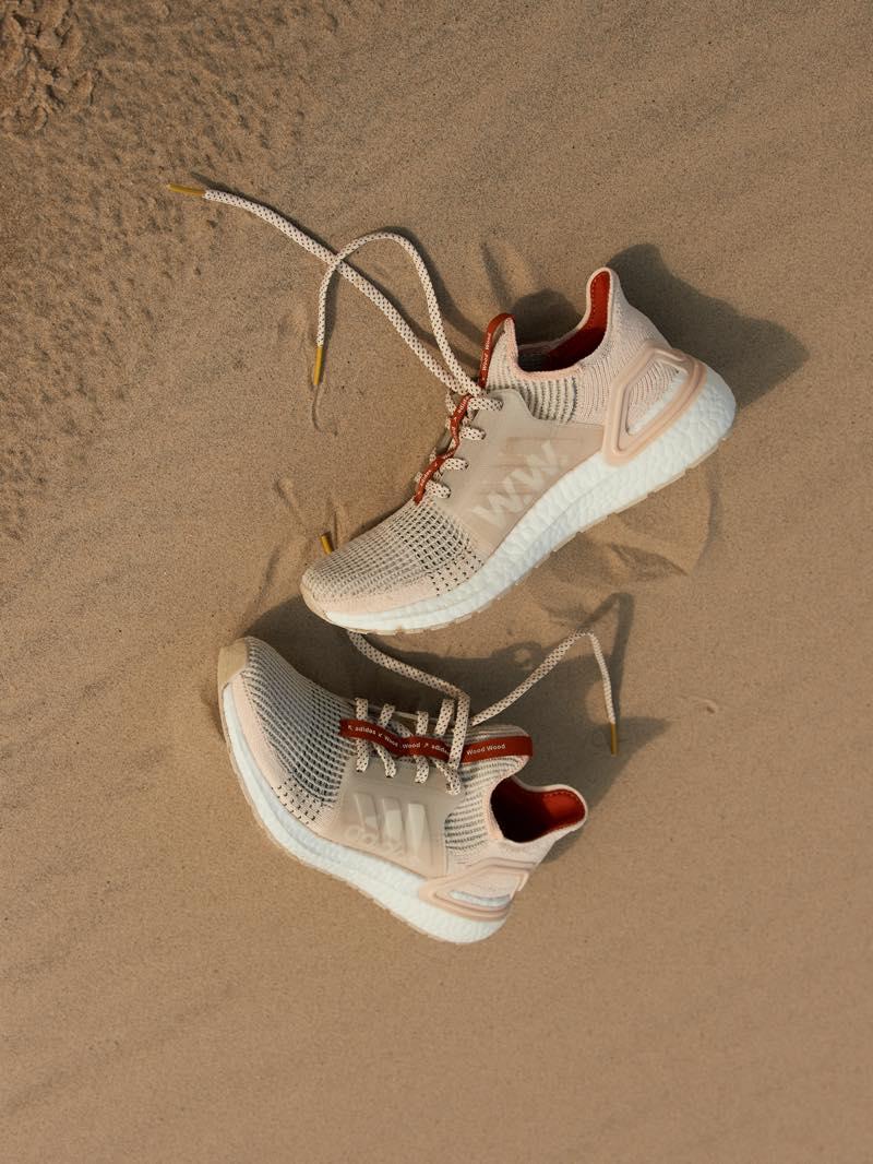 11月15日より順次発売 4ブランドとコラボした adidas RUN CITY PACK